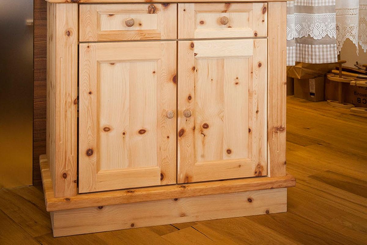 M bel aus zirbenholz tischler manfred strantz burgenland for Kommode zirbenholz