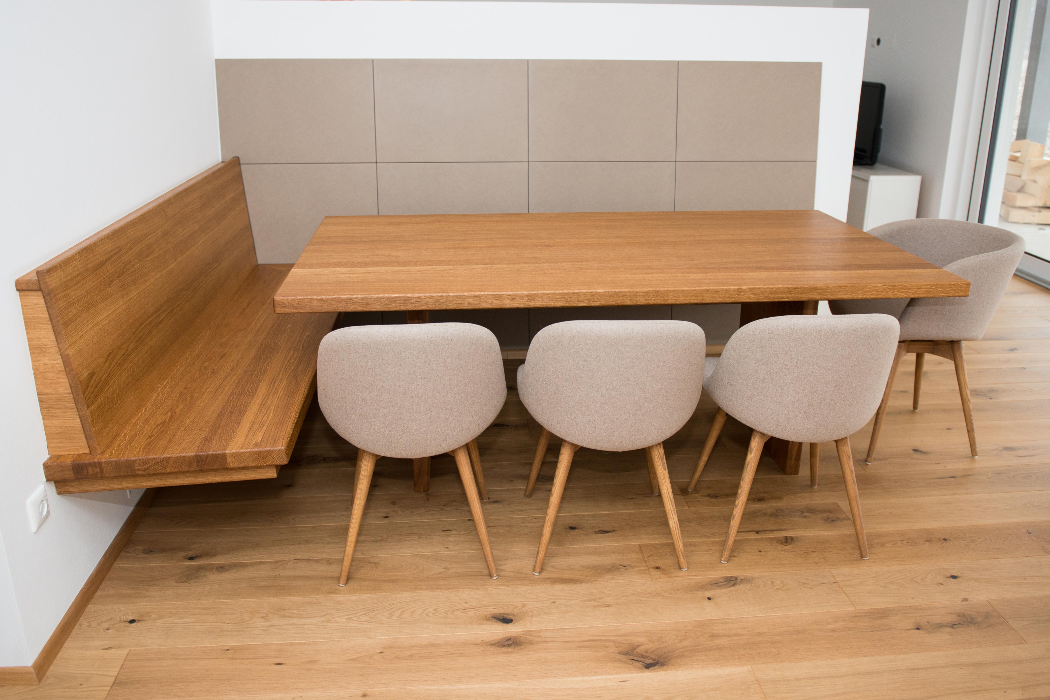 Möbel aus Zirbenholz, Tischler Manfred Strantz, Burgenland