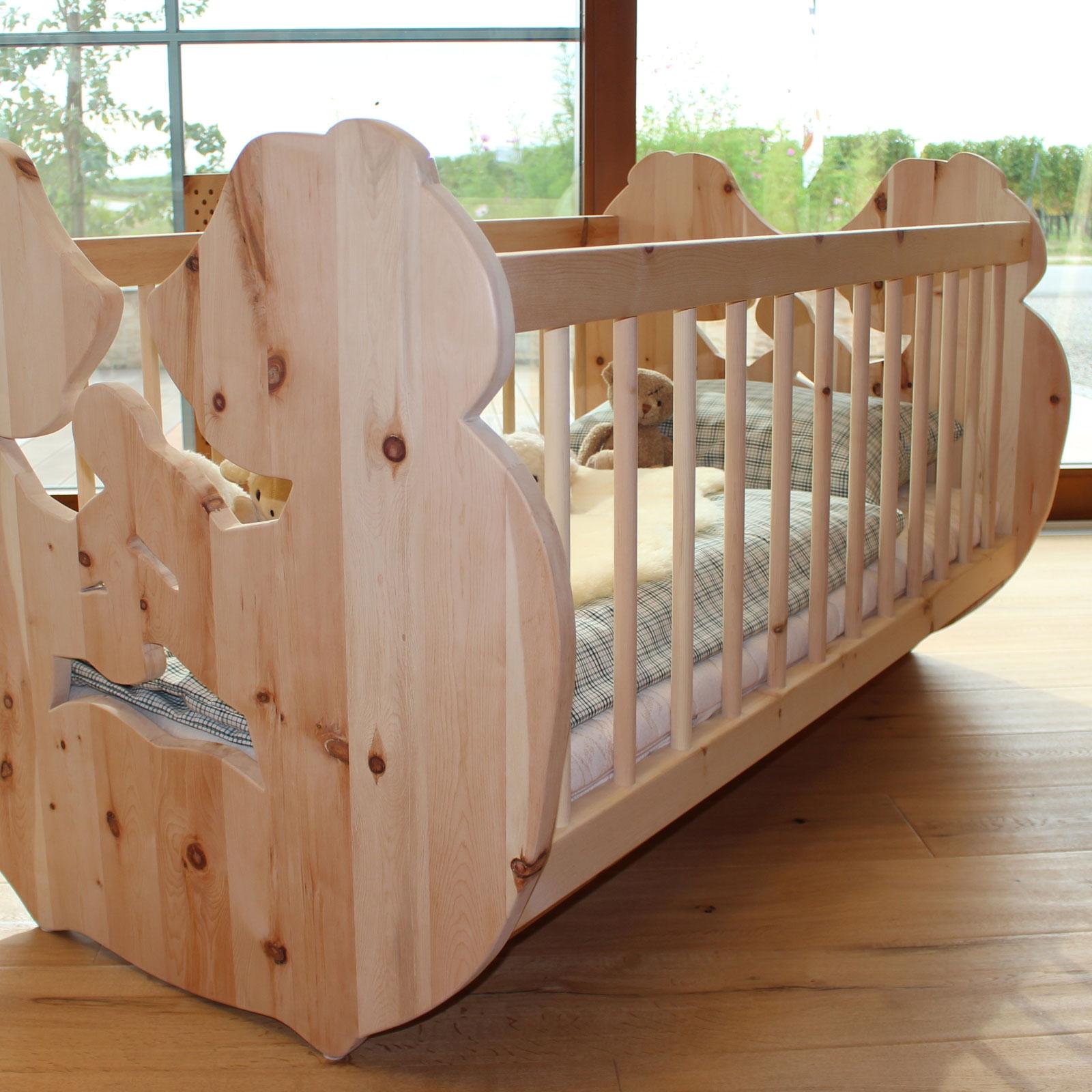 möbel aus zirbenholz, Schlafzimmer entwurf
